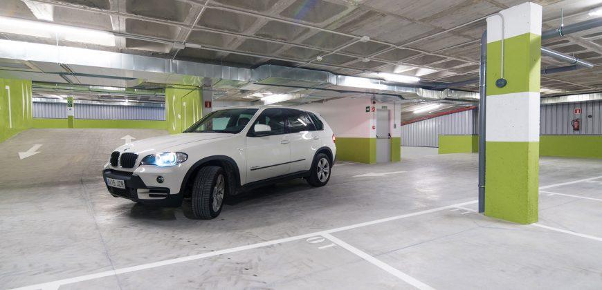 Parking Hilarión Eslava